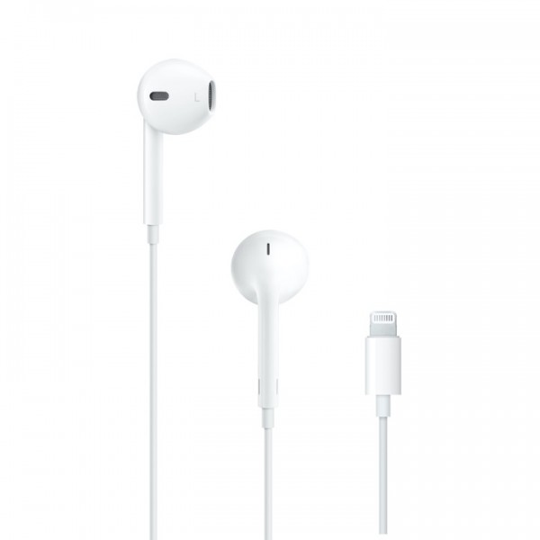 Apple Lightning Konnektörlü EarPods Kulaklık Aksesuar
