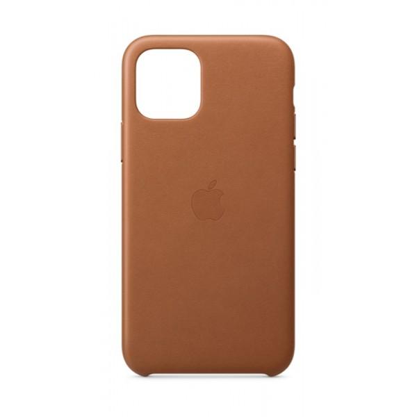 iPhone 11 Pro Max için Deri Kılıf Aksesuar