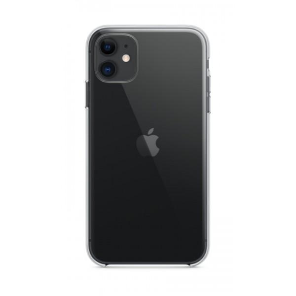 iPhone 11 için Şeffaf Kılıf Aksesuar