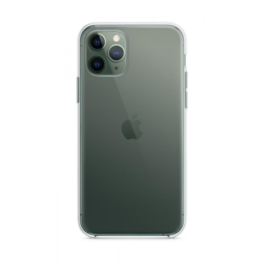 iPhone 11 Pro Max için Şeffaf Kılıf